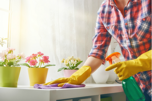 Why Spring Time Means Clean Time