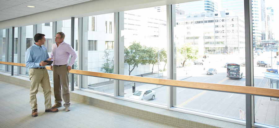 Commercial cleaning and janitorial services in North Little Rock, AR