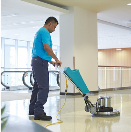 Commercial floor cleaning services in Little Rock, AR