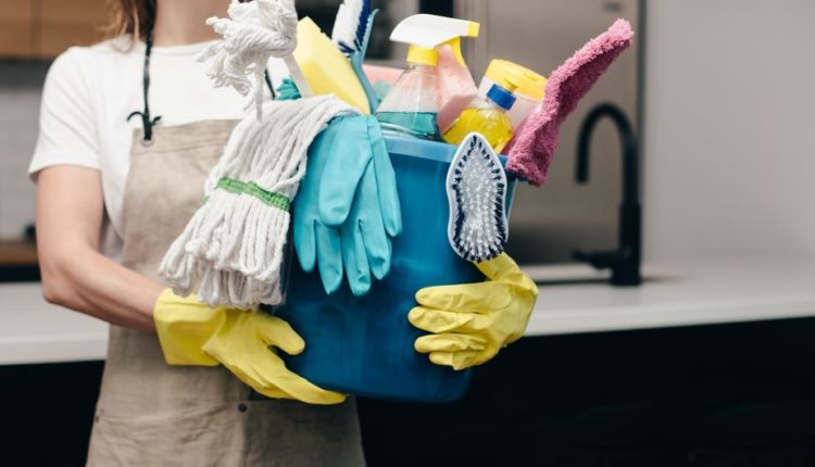 Spring cleaning for offices and commercial facilities.